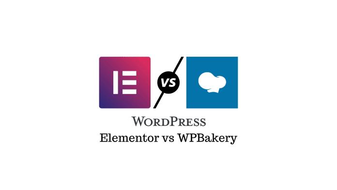 Elementor vs WPBakery: une comparaison rapide (avec vidéo) 3