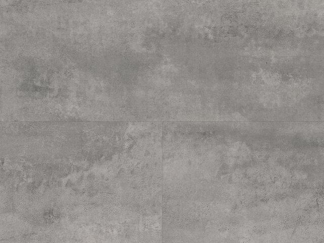 Designbelag Beluga new stone zum Klicken auf HDF-Trägerplatte Aqua Protect - White Rock Concrete, BEL141