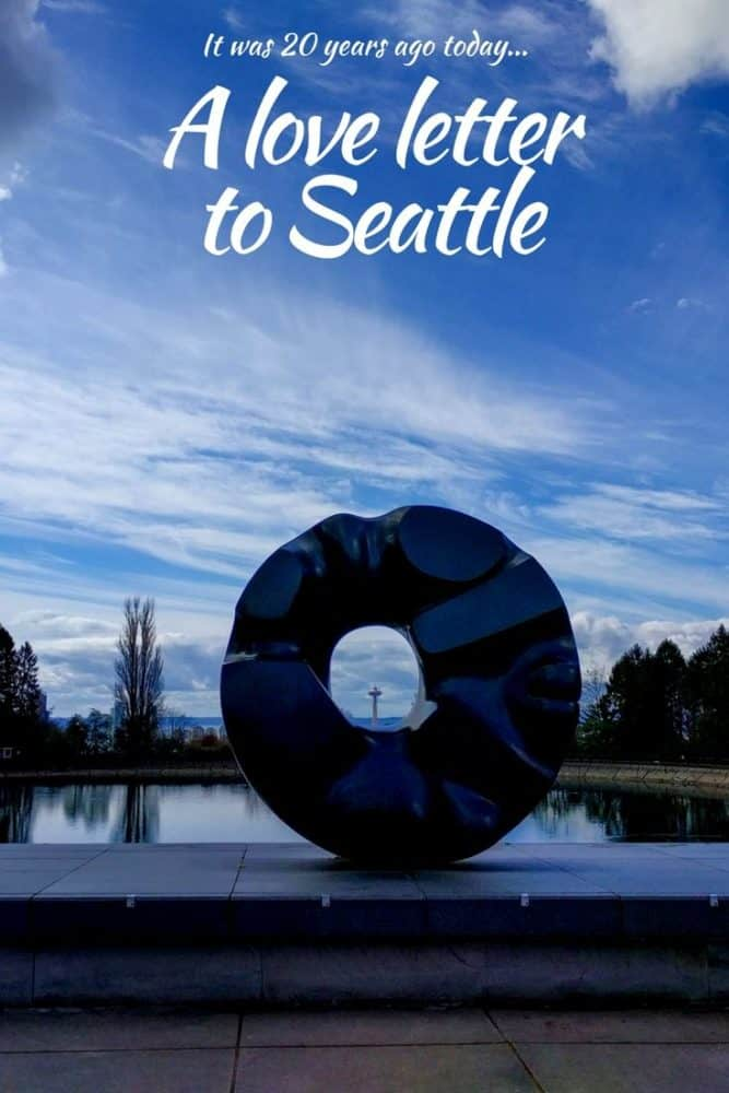 Love letter to Seattle