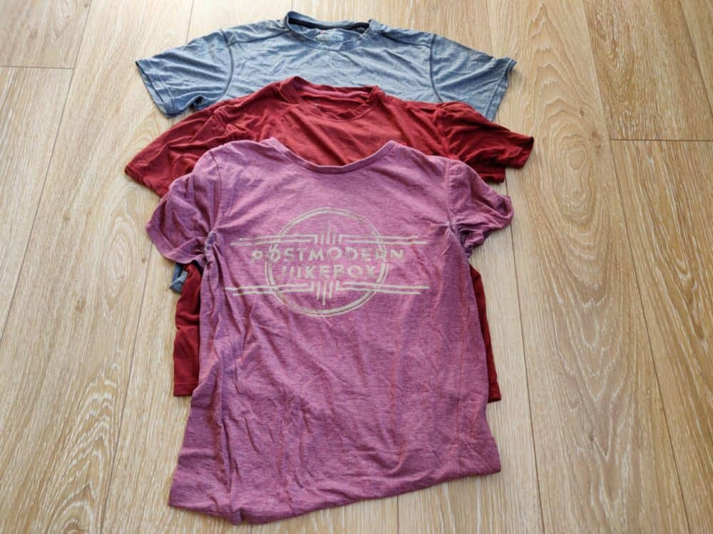 Camino de Santiago shirts