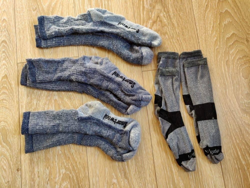 Camino de Santiago - socks