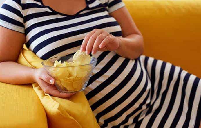 تناول البطاطس أثناء الحمل - هل هو آمن؟ 6