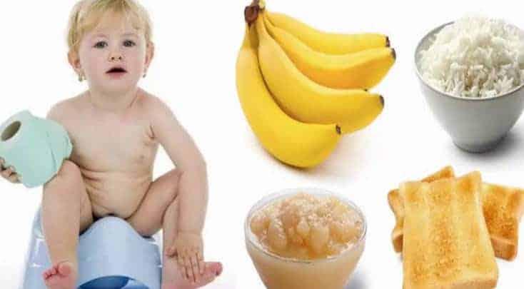 ما هو الاكل الذي يوقف الاسهال عند الاطفال؟ 17