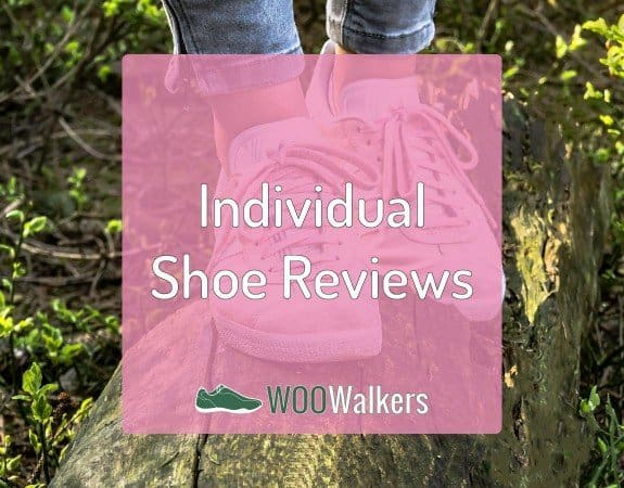 Womens Individual Shoe Reviews