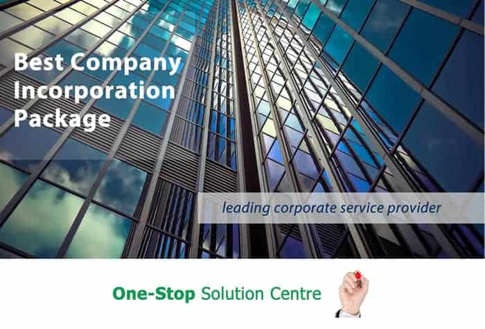 Best Company Incorporation Package
