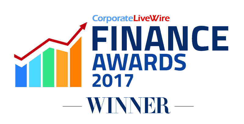 Finance Awards Winner 2017