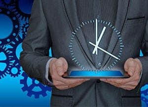 Time Management Software and Door Access System
