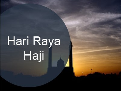 Hari Raya Haji holiday fall between June and July in Singapore