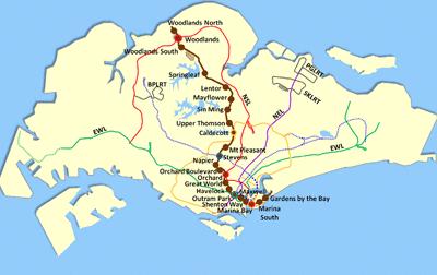 The Thomson-East Coast Line