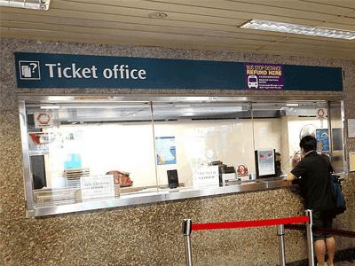 TransitLink Ticket Office