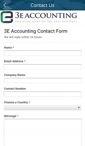 Fill up your inquiry into our contact form for further assistance