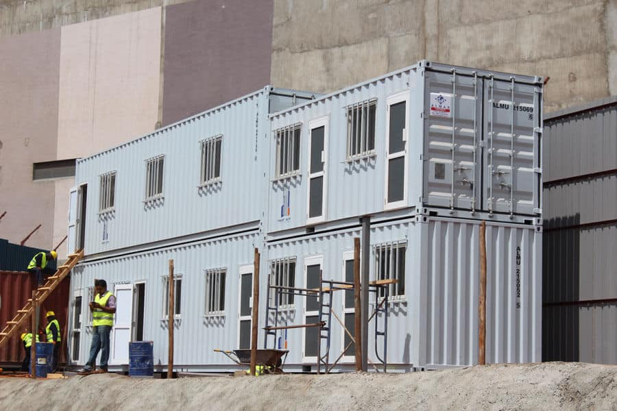 On-Site Office Containers Kenya