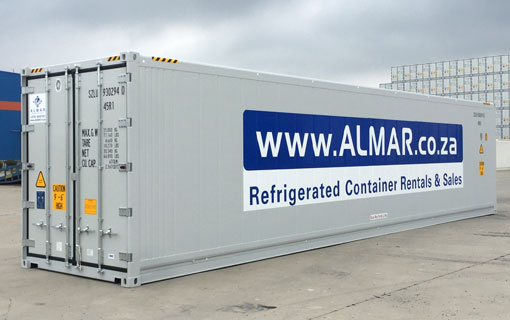 Almar Refrigerated Containers