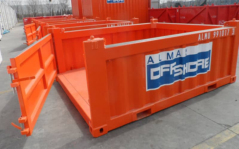 Steel Offshore Container
