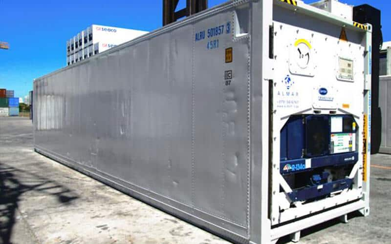 Steel Refrigerated Container