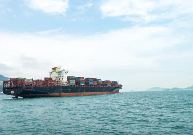 Global shipping container market update - August 2021