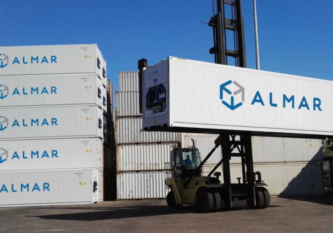 Refrigerated Containers fro Hire