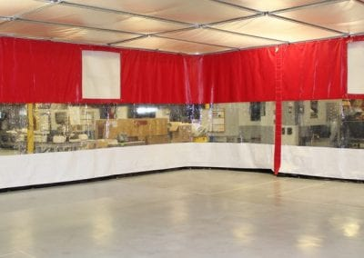 Single Layer Curtain