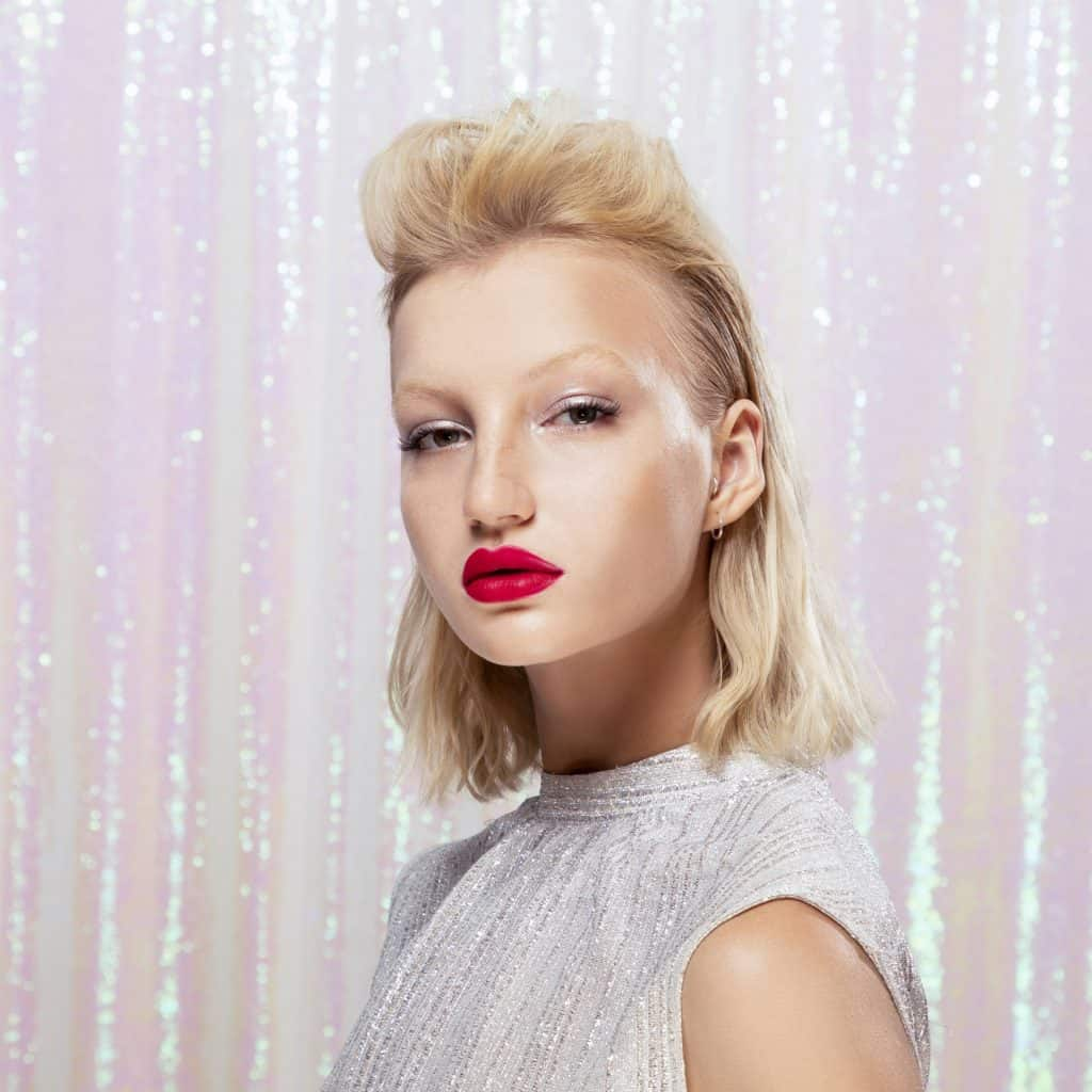 amika blog: 3 hairstyles for your ultimate new year parties 1