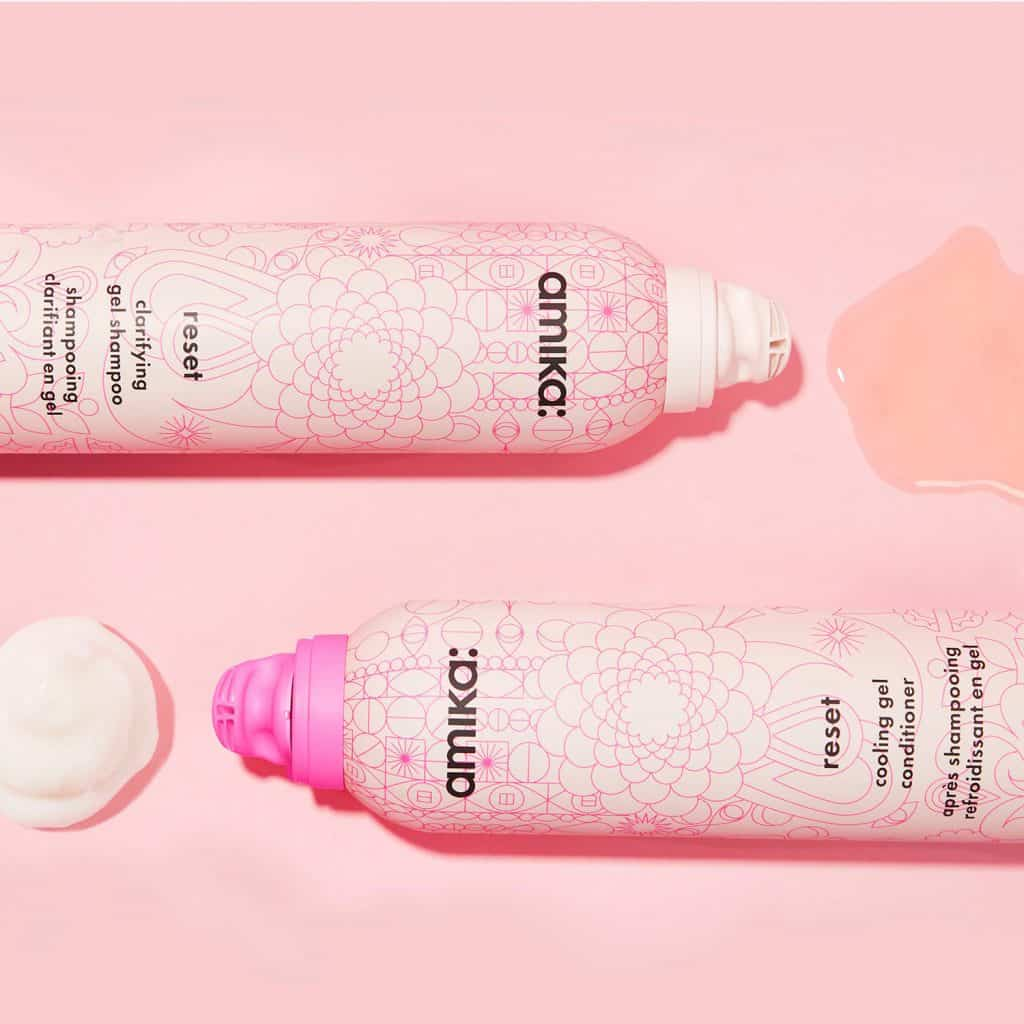 reset clarifying gel shampoo + cooling conditioner duo 2