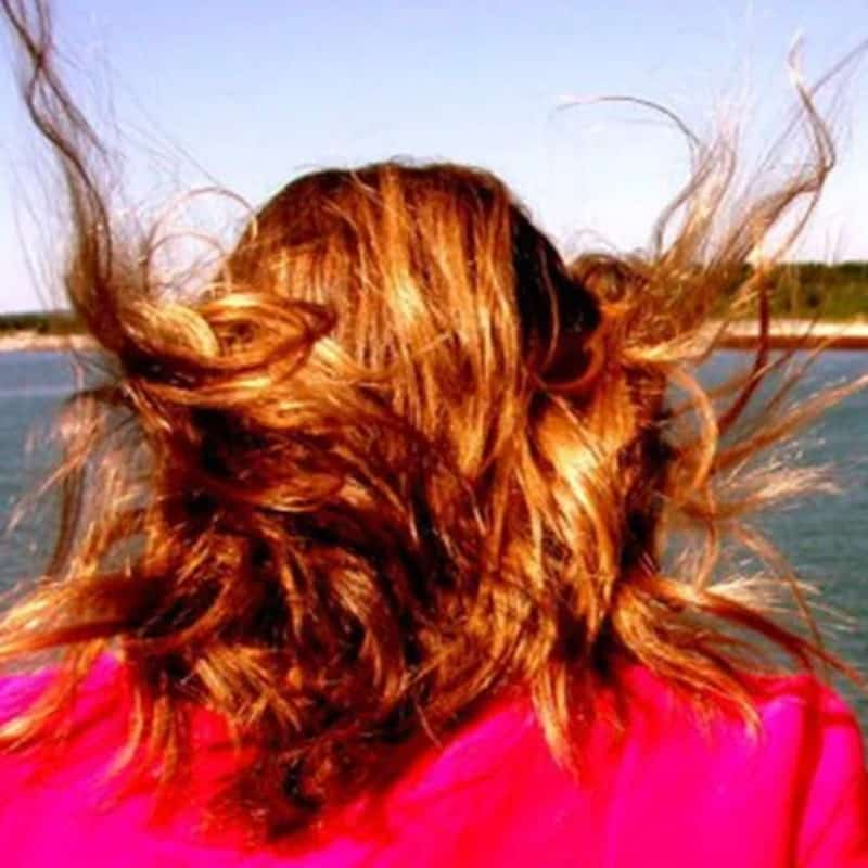 amika blog: the hair diaries: the struggle with genetic hair loss - Becca King