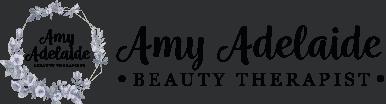 Amy Adelaide - Cheltenham Beauty - Logo