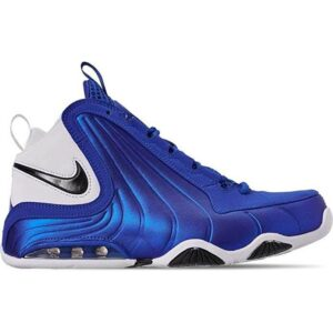 Nike Men's Air Max-Wavy Leather Basketball Shoes