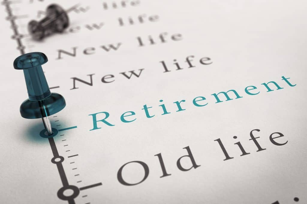 How log will my money last in retirement timeline