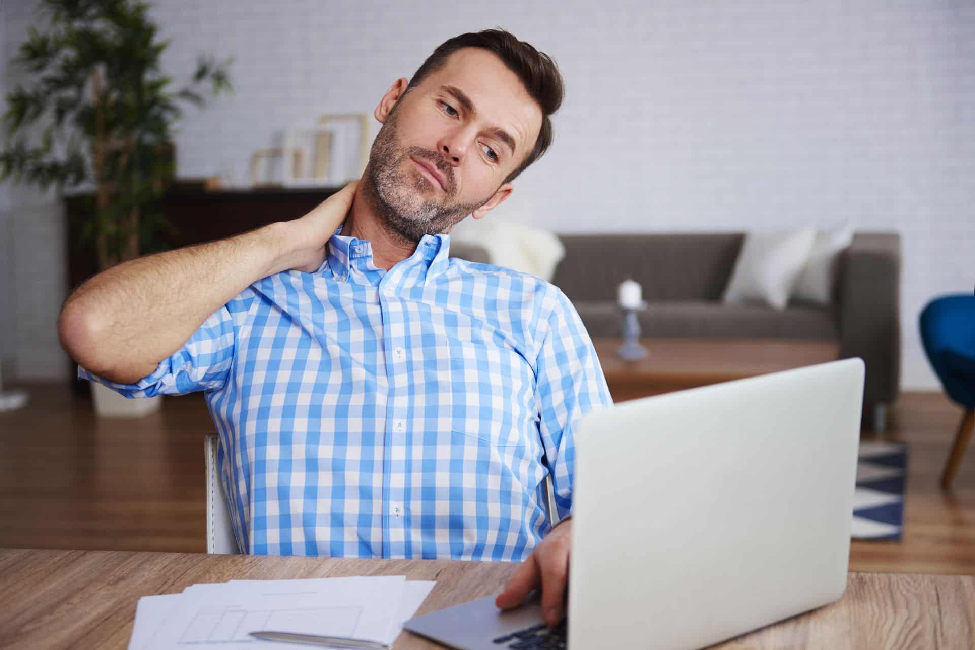 Douleurs cervicales : comment soulager les muscles ?