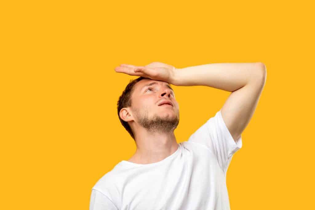 Crise d'angoisse : symptômes fréquents