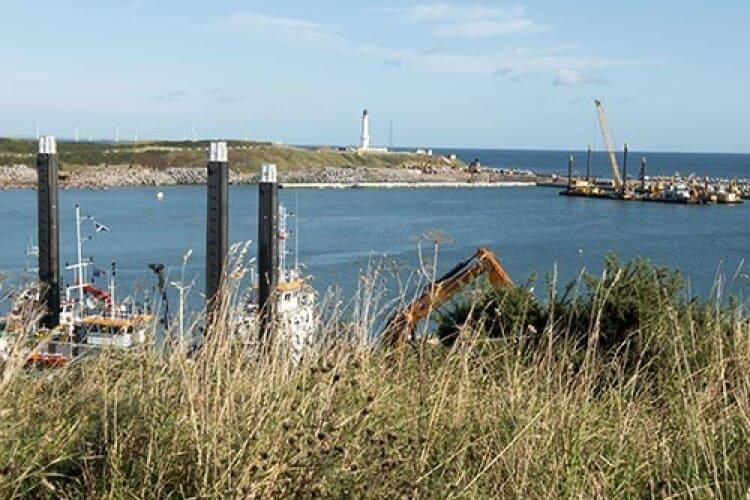 New links are needed to serve Aberdeen South Harbour