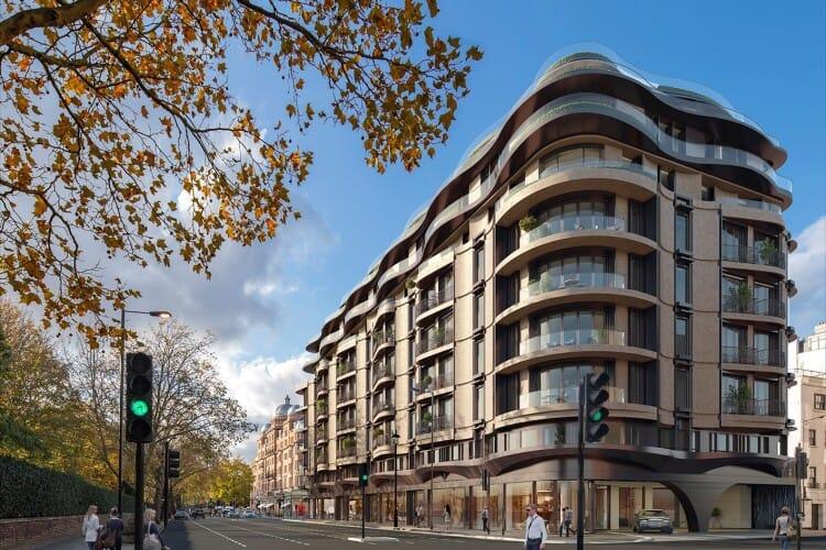 Park Modern apartments