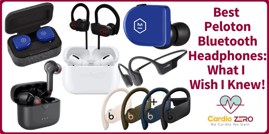 Best Peloton Bluetooth Headphones