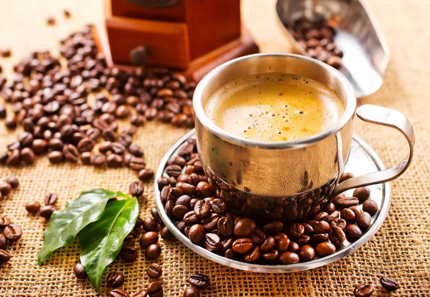 Grains de café : Quels sont ses bienfaits pour la santé ?