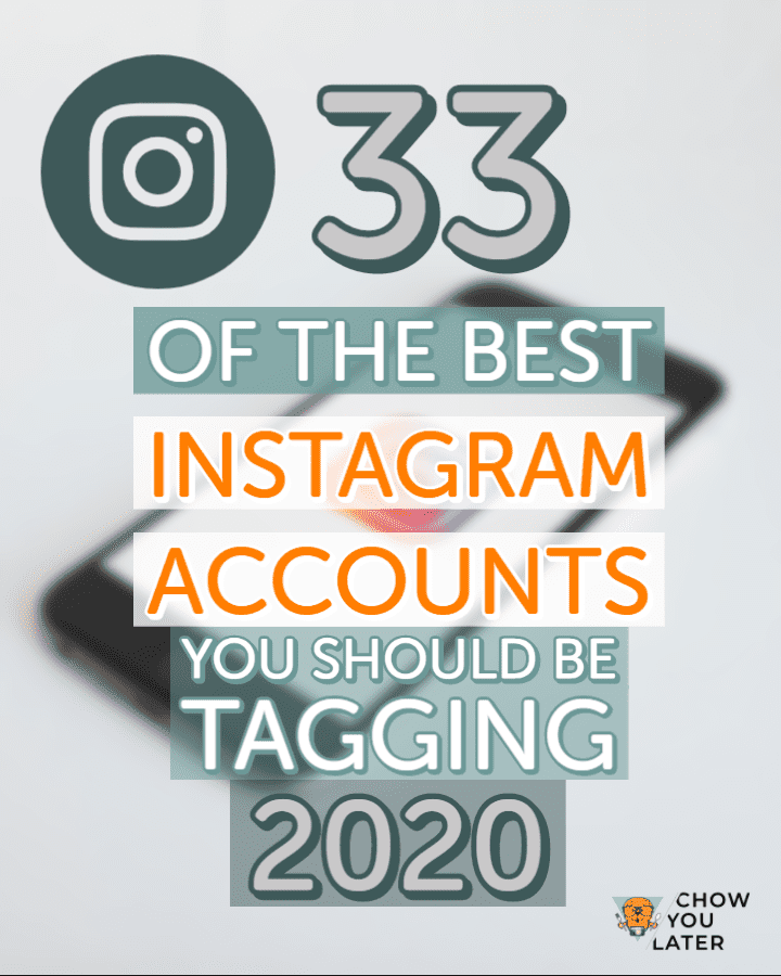 33 Best Instagram Accounts to be tag featured image