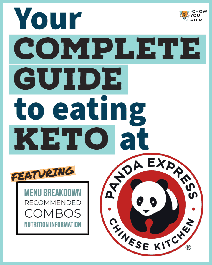 Keto Panda Express Featured Image