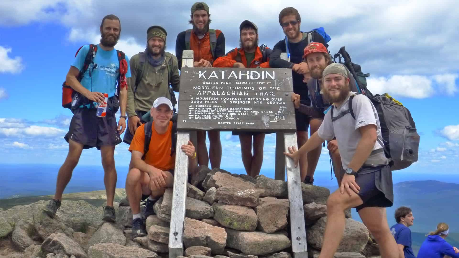 Finishing The Appalachian Trail