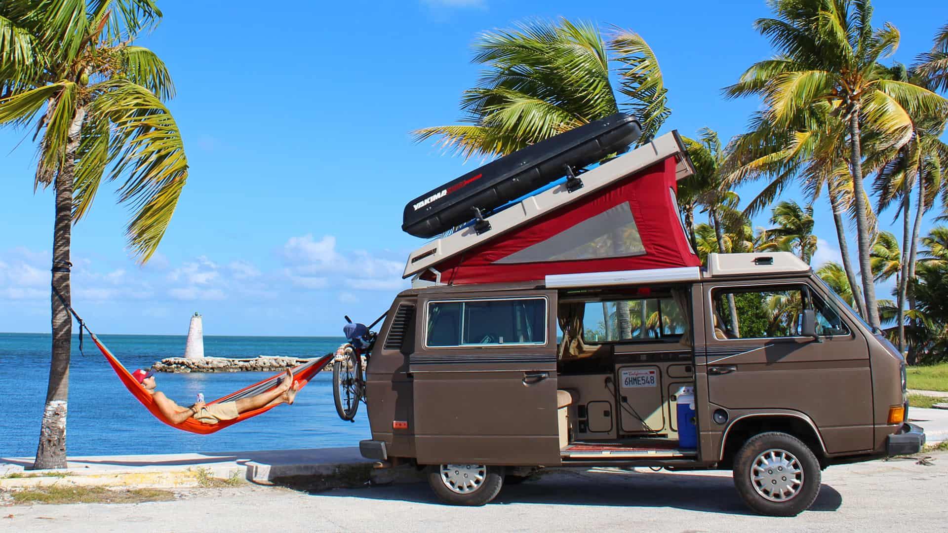 Van Life - VW Van