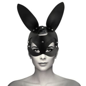 masque-en-cuir-vegan-oreilles-de-lapin-coquette