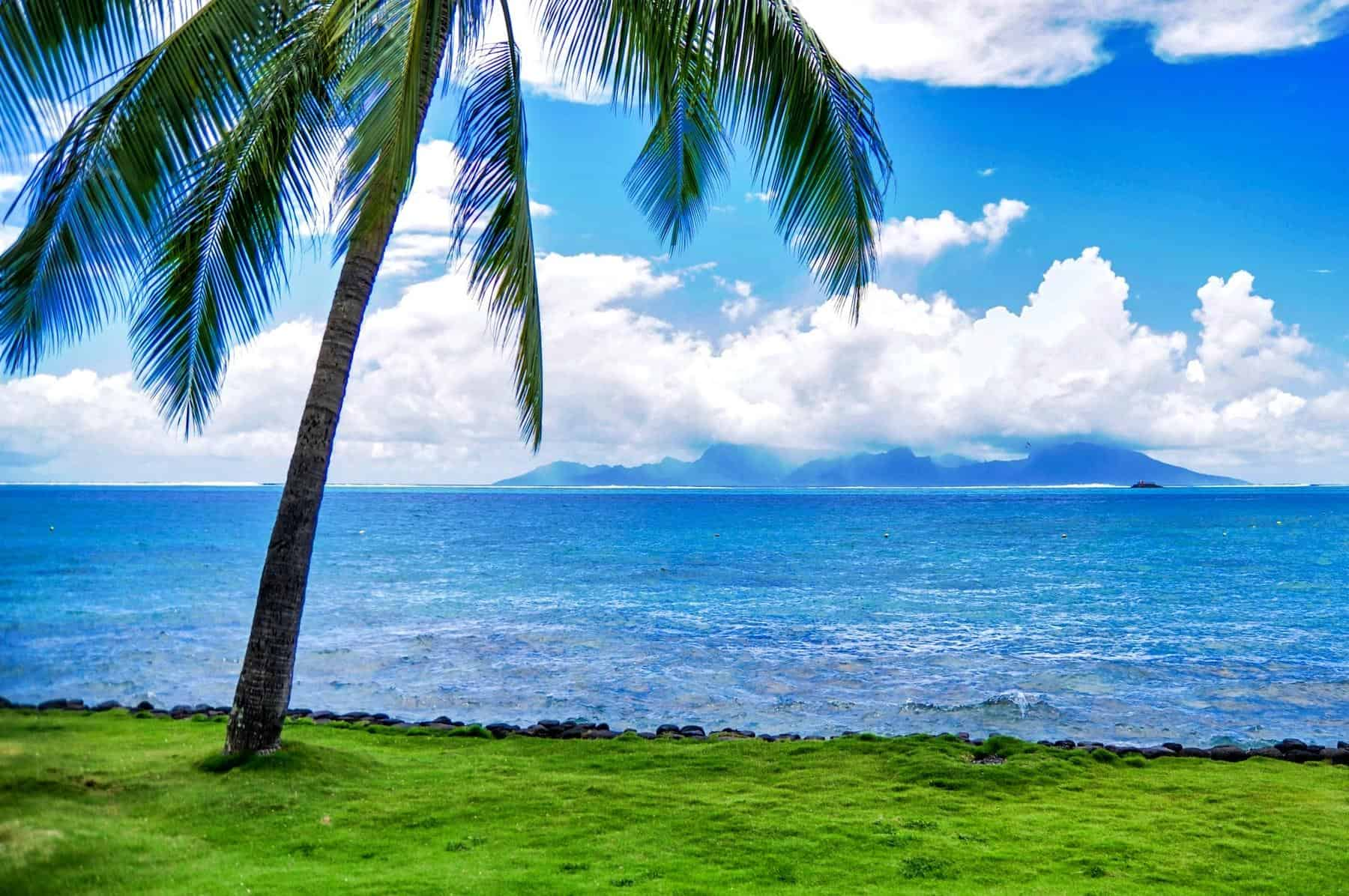 Tahiti may be the closest you'll ever get to paradise without dying first.