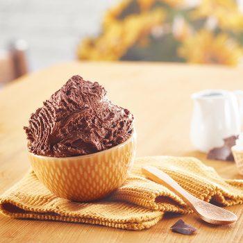 mockup gelato finto