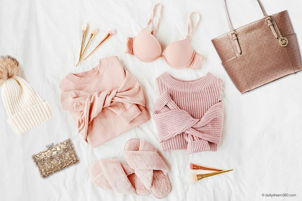 7 Days of Stylish Winter Outfits a Winter Packing List