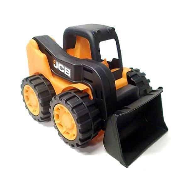 JCB skid steer front