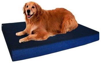 DogBed4Less Memory Foam Bed for Arthritis