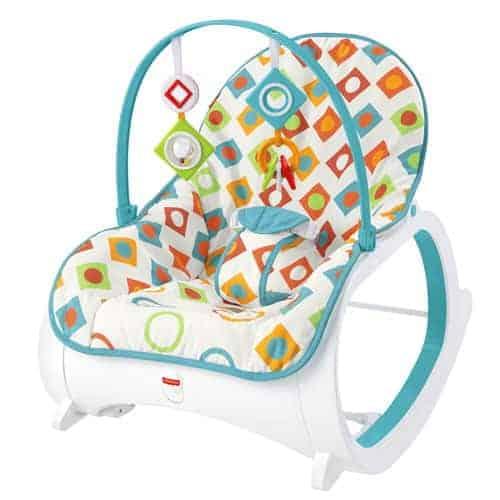 Fisher Price Infant-to-Toddler Rocker