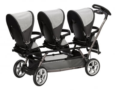Review of Peg Perego Triplette SW Stroller