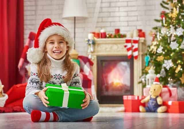 items to put in a christmas eve box for toddlers