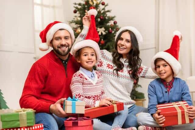 what to do on Christmas morning