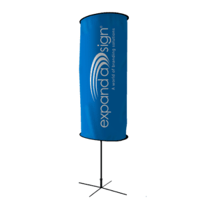 Cylindrical Banner