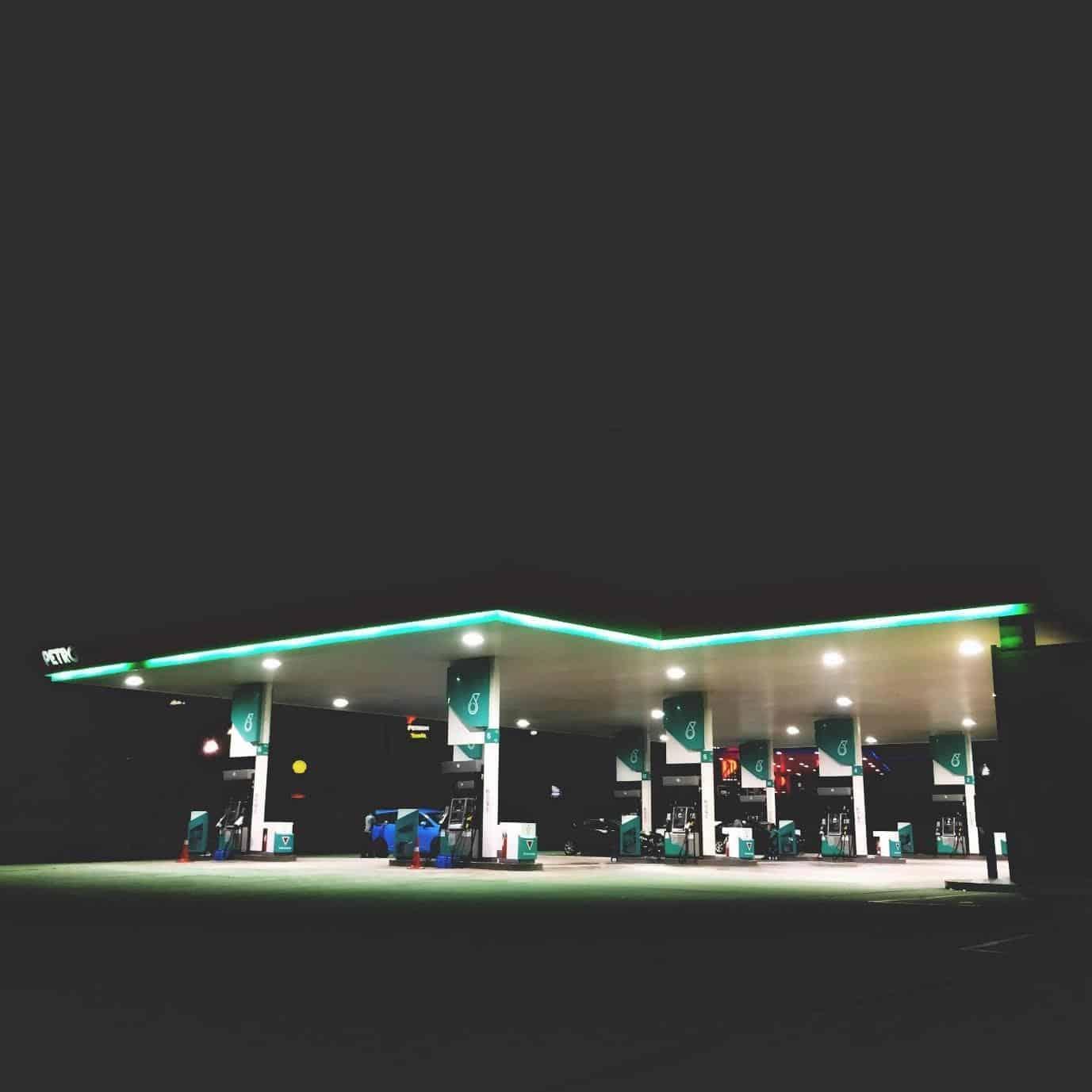 Fuel Card Locations